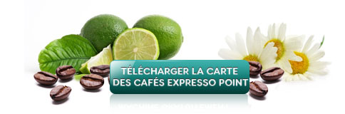 carte Expresso Point