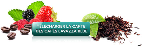 carte Lavazza Blue